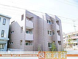 愛知県名古屋市瑞穂区内方町2の賃貸マンションの外観