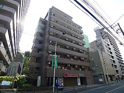 千葉県松戸市松戸の賃貸マンションの外観