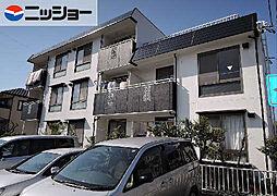 愛知県名古屋市中村区八社1丁目の賃貸マンションの外観