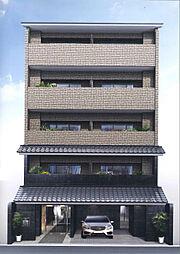 「リーガル京都烏丸東」[2階]の外観