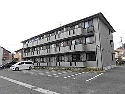 賀茂川ガーデンプレイスC[2階]の外観