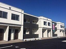 木更津市高柳新築アパート[1階]の外観