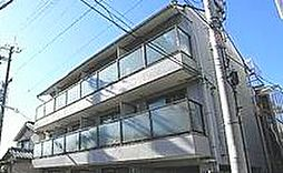 大阪府寝屋川市高柳栄町の賃貸マンションの外観