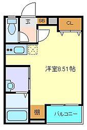 仙台市営南北線 愛宕橋駅 徒歩8分の賃貸アパート
