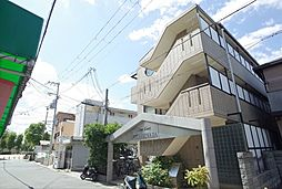 兵庫県神戸市東灘区住吉宮町1丁目の賃貸マンションの外観