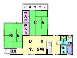 ソフトハウス[1階]の間取り