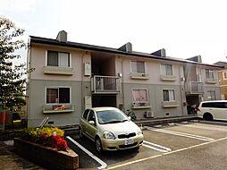 メロディハウス樫山[1階]の外観