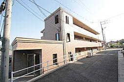 広島県広島市安佐南区八木3丁目の賃貸マンションの外観