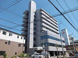 愛媛県松山市竹原町1丁目の賃貸マンションの外観