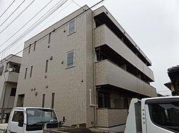 埼玉県さいたま市大宮区宮町3丁目の賃貸アパートの外観