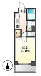 ノイグランツD[5階]の間取り