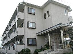 大阪府大阪狭山市茱萸木7丁目の賃貸マンションの外観