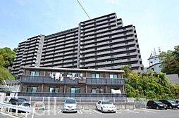広島県広島市佐伯区三宅2丁目の賃貸マンションの外観