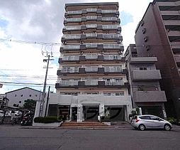 京都府京都市中京区西洞院通錦小路上る古西町の賃貸マンションの外観