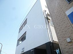 東京都国分寺市内藤1丁目の賃貸アパートの外観