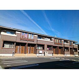 静岡県浜松市中区瓜内町の賃貸アパートの外観