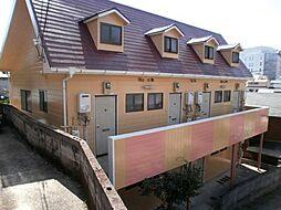サンハイツ片淵[102号室]の外観