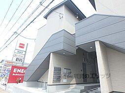 京阪宇治線 桃山南口駅 徒歩5分の賃貸アパート