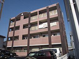 愛知県名古屋市北区楠1の賃貸マンションの外観