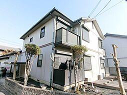 大阪府守口市八雲西町1丁目の賃貸アパートの外観