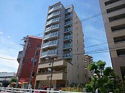 プライムタワー阿倍野40[6階]の外観