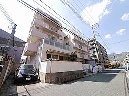 兵庫県神戸市東灘区本山南町9丁目の賃貸マンションの外観