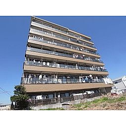 奈良県香芝市高の賃貸マンションの外観