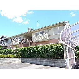 奈良県香芝市真美ケ丘3丁目の賃貸アパートの外観