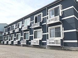 近鉄長野線 富田林駅 徒歩18分の賃貸アパート