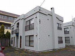ハイツ平野B[102号室]の外観