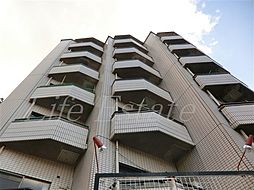 グランデール英1[4階]の外観