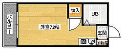藤崎ビル2[303号室]の間取り