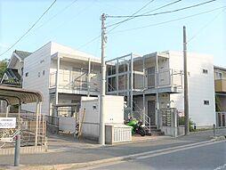 白山ロイヤルコート[1階]の外観