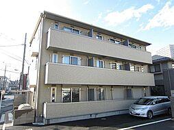 埼玉県上尾市谷津2の賃貸アパートの外観