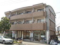 京都府京都市右京区太秦安井西沢町の賃貸マンションの外観