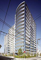 クレッセント川崎センティア[8階]の外観