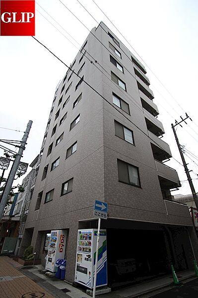 ヴェル・クレール桜木町[4階]の外観