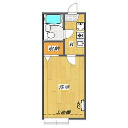 Sunny Court 〜Kitakasai〜[B207号室]の間取り