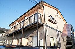 ルート古賀[2階]の外観