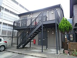 神奈川県川崎市川崎区京町2丁目の賃貸アパートの外観
