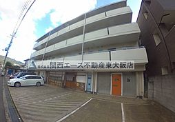 第三寺尾マンション[4階]の外観