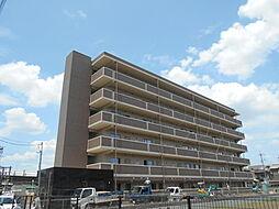 大阪府八尾市高安町北2丁目の賃貸マンションの外観