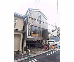 京都府京都市中京区新町通押小路下る中之町の賃貸マンションの外観