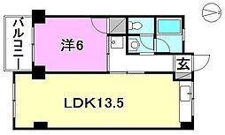 北久米駅 3.7万円