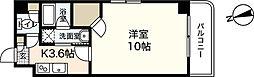 Grand jete Funairi[4階]の間取り