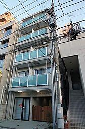 神奈川県横浜市神奈川区二ツ谷町の賃貸マンションの外観
