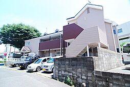 オアシス藤松[1階]の外観