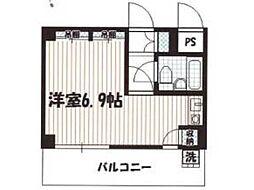 カサヴェール桜ケ丘[3階]の間取り