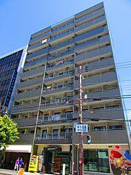 プレステル福島[8階]の外観