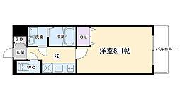 西大路駅 6.8万円